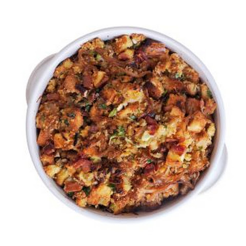 Cornbread-Bacon Stuffing