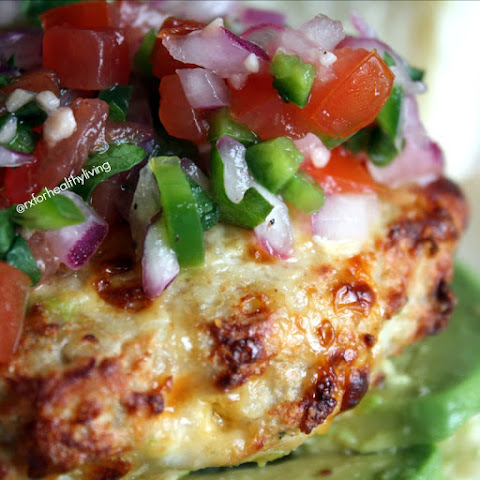 Taco Turkey Burgers – 21 Day Fix Approved
