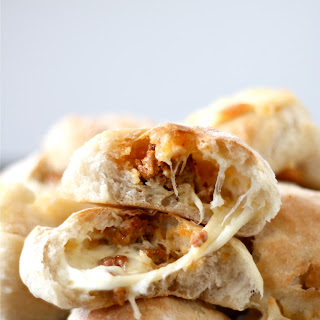 Italian Rolled Stuffed Bread Recipes