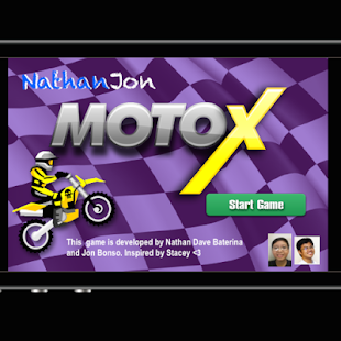 MotoX Razing - screenshot