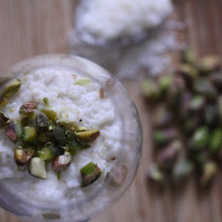 Basmati Coconut Milk Rice Pudding Recipes