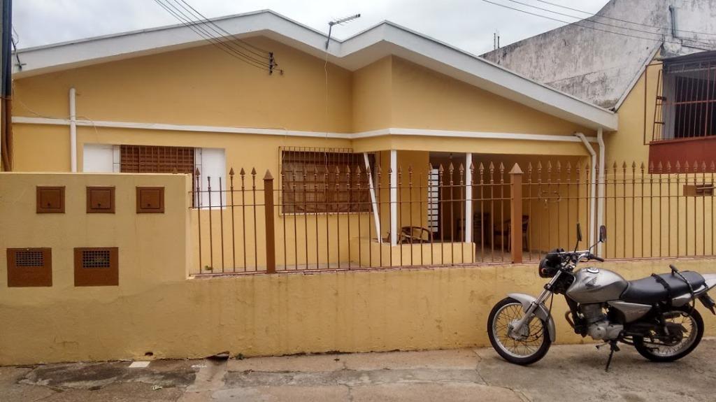 Casa residencial à venda, Jardim Paulicéia, Campinas.