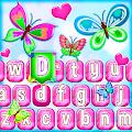 App Cute Butterfly Emoji Keyboard APK for Windows Phone