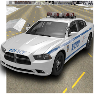 Police Car Simulator City 3D