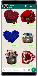 Flowers Stickers 2020 🌹 WAStickerApps Flowers for pc