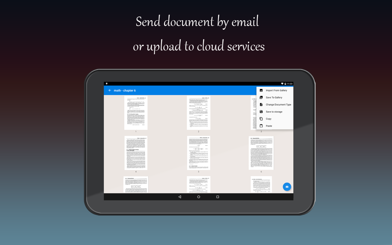 Fast Scanner : Free PDF Scan Screenshot 8