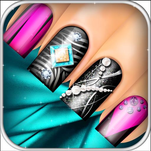 3D Nail Salon: Fancy Nails Spa (app)