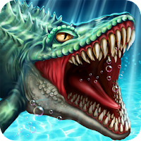 Jurassic Dino Water World For PC (Windows And Mac)