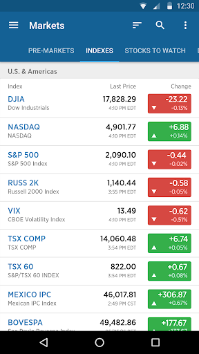 CNBC: Breaking Business News & Live Market Data screenshot 7
