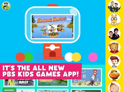 PBS KIDS Games- screenshot thumbnail