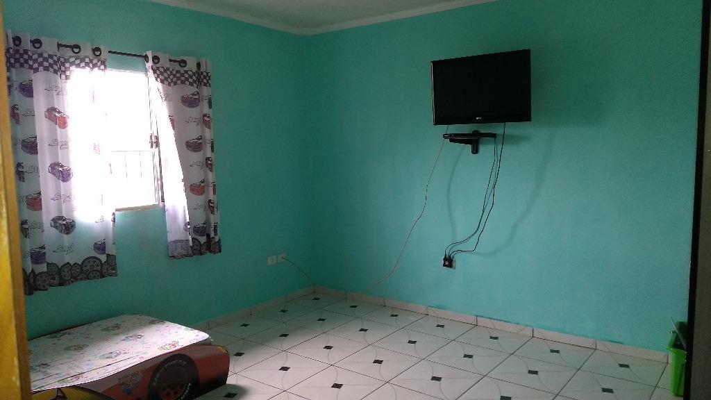 Sobrado com 2 dormitórios à venda, 150 m² por R$ 270.000 - J