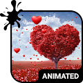 App Land of Love Animated Keyboard 1.49 APK for iPhone