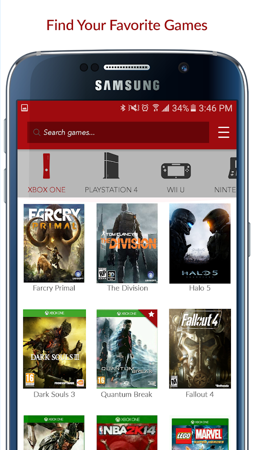 GameBin: Trade & Sell Games Screenshot 1