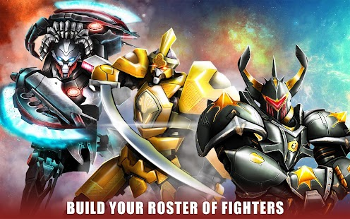 APK Game Ultimate Robot Fighting for iOS