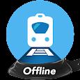 Where is my Train : Indian Railway & PNR Status icon