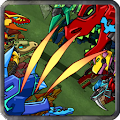 Dino Robot Battle Field APK for Lenovo
