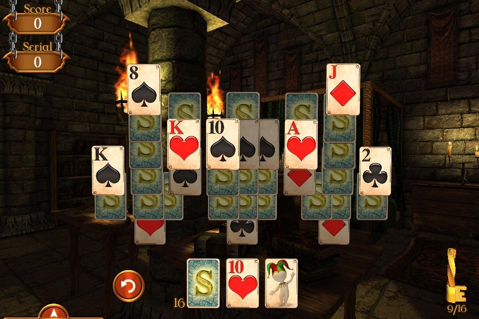 Solitaire Dungeon Escape Screenshot 4