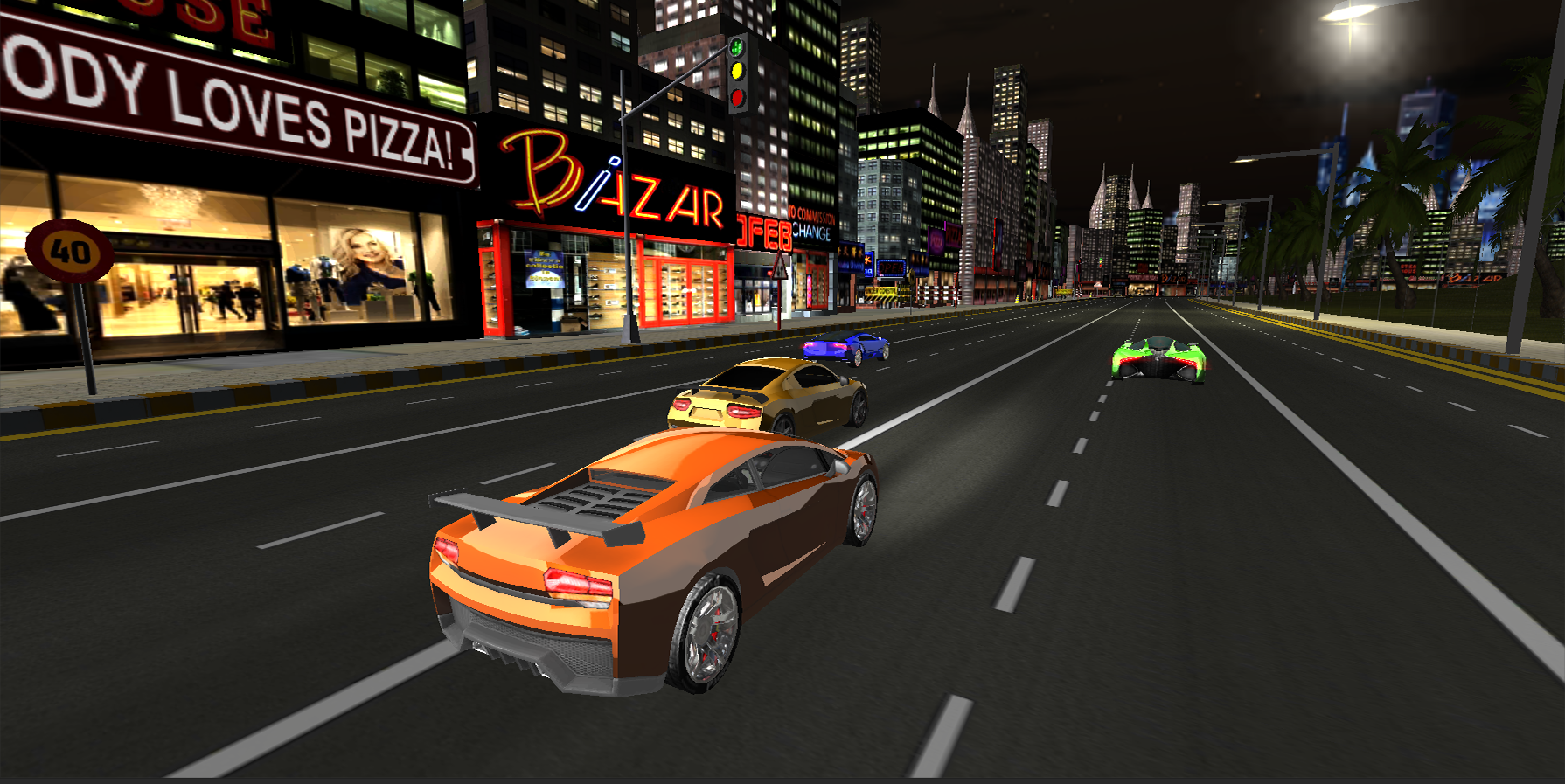 Racing Race 2016 Screenshot