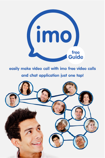 Guide for imo Video Chat Call Screenshot