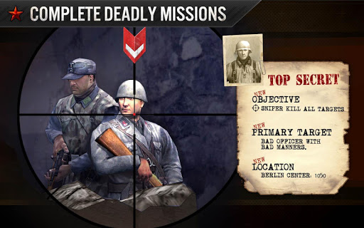 FRONTLINE COMMANDO: WW2 screenshot 1