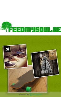 feedmysoul - screenshot