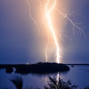 BABOUM by Éric Senterre - Landscapes Weather ( thunder, lightning, thunderstrike, cayo coco, thunderstruck, memories, caribe, cuba )