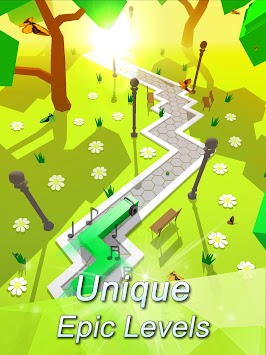 Dancing Line By Cheetah Games APK screenshot thumbnail 8