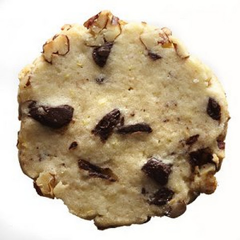 Lemon-chocolate Cookie