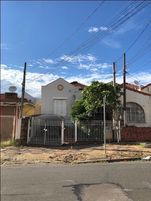 Casa com 3 dormitórios para alugar, 130 m² por R$ 1.750,00/mês - Bosque - Campinas/SP