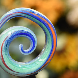 Blown Glass  by Lorraine D.  Heaney - Artistic Objects Glass