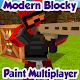 Modern Blocky Paint Online