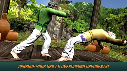 Karate Fighting Tiger 3D - 2 APK