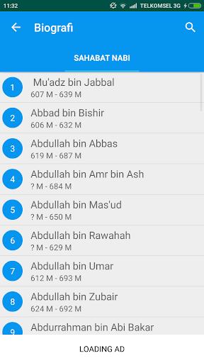 Ensiklopedia Islam screenshot 2