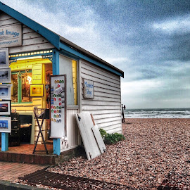 Brighton, Uk by Joanna Holland - Landscapes Beaches