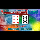 The Higher Or Lower Card Game APK Icon