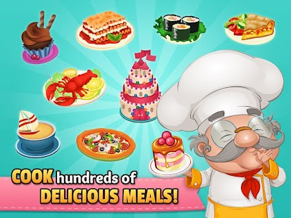 Game Cafeland - World Kitchen apk for kindle fire