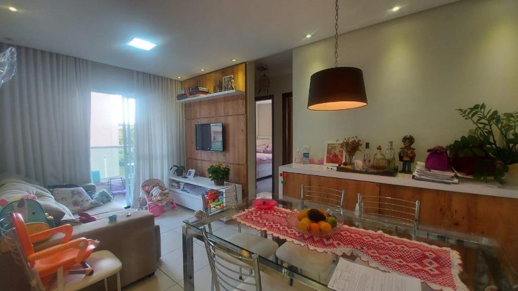 Apartamento à venda, 56 m² por R$ 190.000,00 - Jardim do Lago - Uberaba/MG