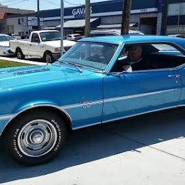 68 by Steve Mourgos - Transportation Automobiles