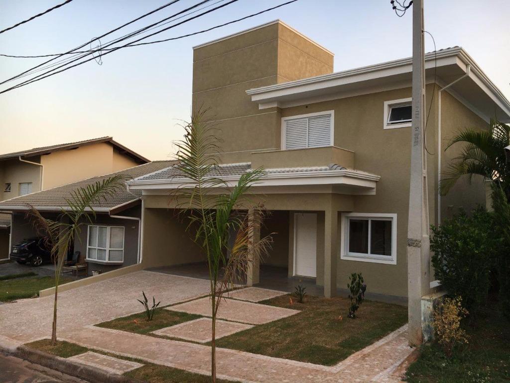 Casa 4 Dorm, Betel, Paulinia (CA1734)