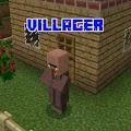 Villager Agent Mod MCPE APK for Bluestacks