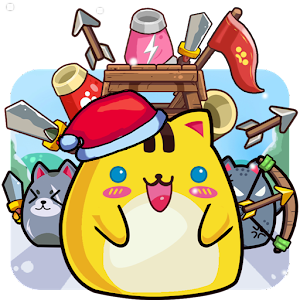 Cat'n'Robot: Idle Defense - Cute Castle TD Game For PC / Windows 7/8/10 / Mac – Free Download