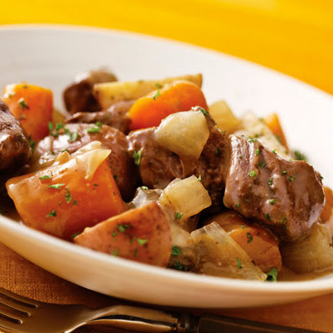 Easy Slow-Cooker Beef Stew