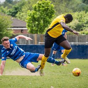 by Guy Henderson - Sports & Fitness Soccer/Association football