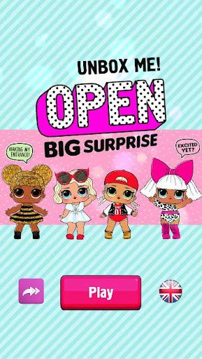 LQL Opening Big Surprise Doll eggs