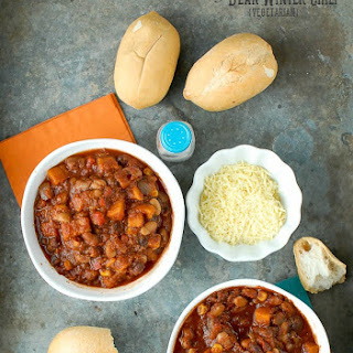 Slow Cooker 3 Bean Winter Chili