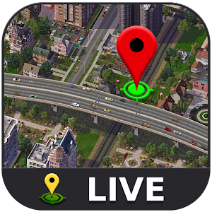 Street View Live – Global Satellite Earth map For PC