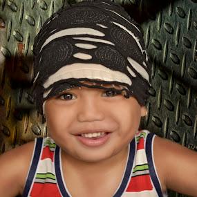 jerry by Zainuddin Junidil - Babies & Children Child Portraits