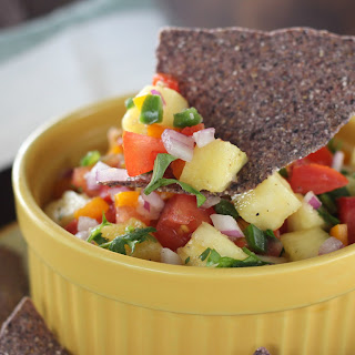 Fresh Tomato Pineapple Salsa Recipes