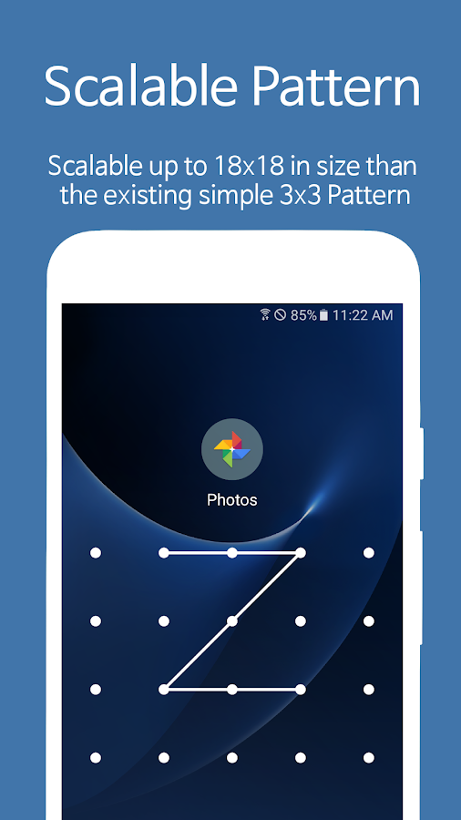 AppLock - Fingerprint Screenshot 4