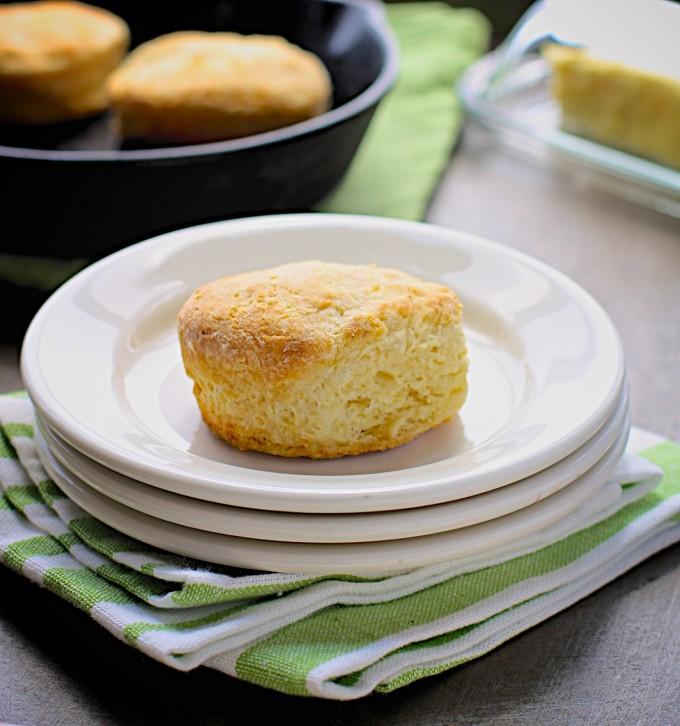 Gluten Free Buttermilk Biscuits Recipe | Yummly